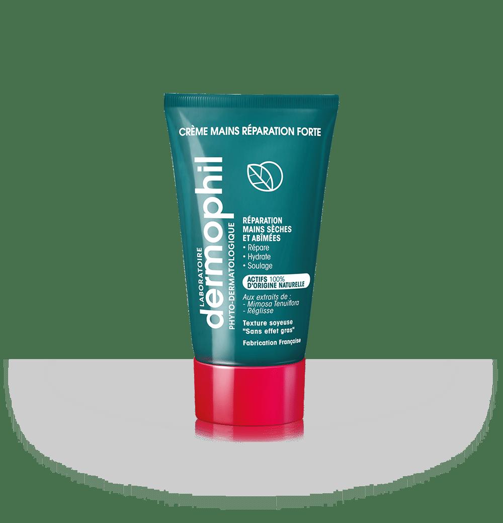 Crème Mains Réparation Forte pour mains sèches et abîmées
