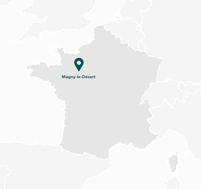 Notre savoir faire 100% Français - Dermophil