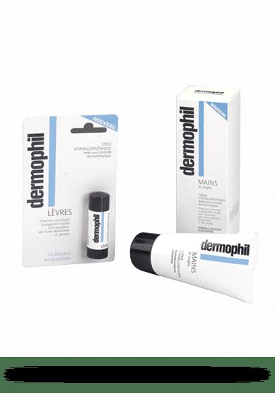 Produits Dermophil