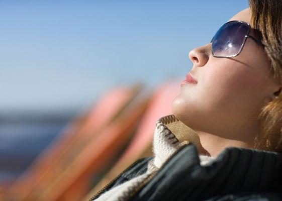 Beauté - Solaire - Retour du ski : Chouchoutez votre visage - Dermophil