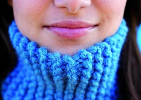 Lèvres - Skier sans avoir les lèvres gercées - Dermophil