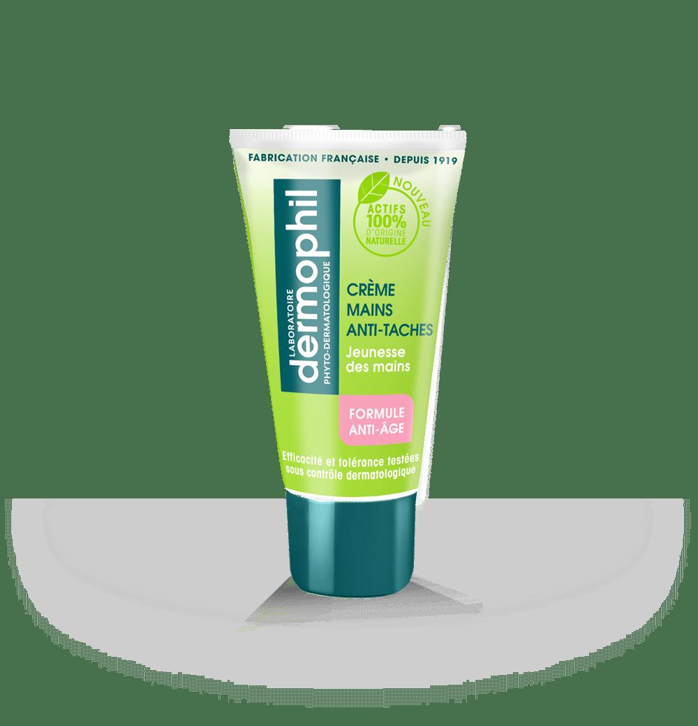 Produits vendus en grande surface - Crème Mains Protectrice - Crème Mains Anti-Taches / Anti-Âge - Dermophil