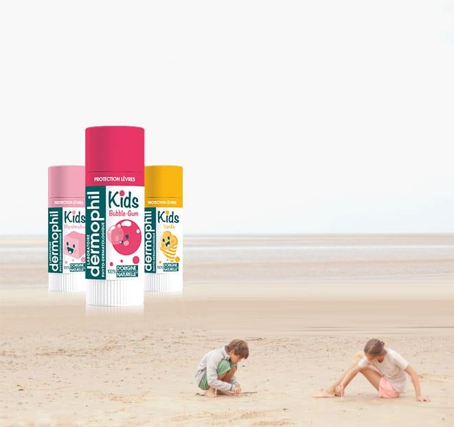 Lèvres - Trouver le meilleur stick à lèvres pour enfant - Dermophil