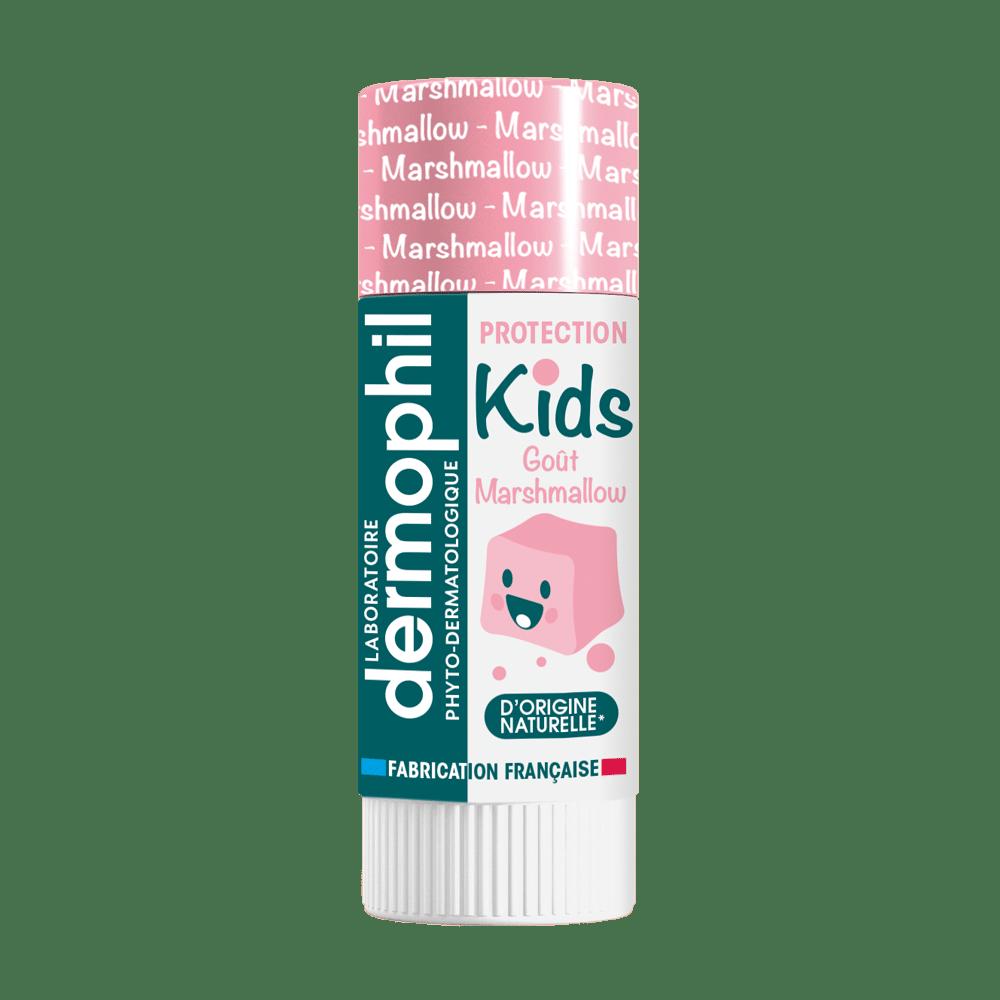 Soin des lèvres - Produits vendus en pharmacie - Stick Kids Marshmallow - Dermophil