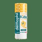 Soin des lèvres - Produits vendus en pharmacie - Stick Kids Vanille - Dermophil