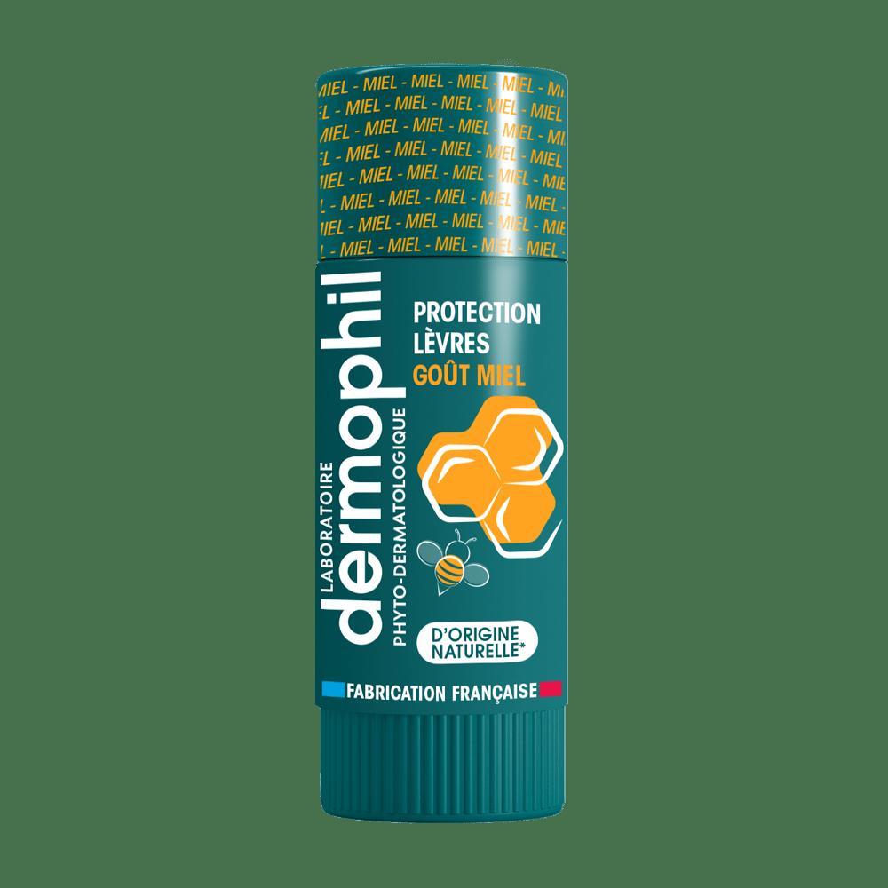 baume à lèvres avec goût miel - Stick à Lèvres Hydratant