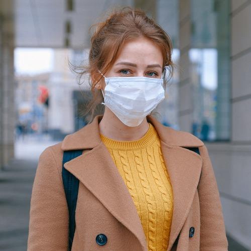 Lèvres - Port du masque : comment assèche-t-il nos lèvres ? - Dermophil